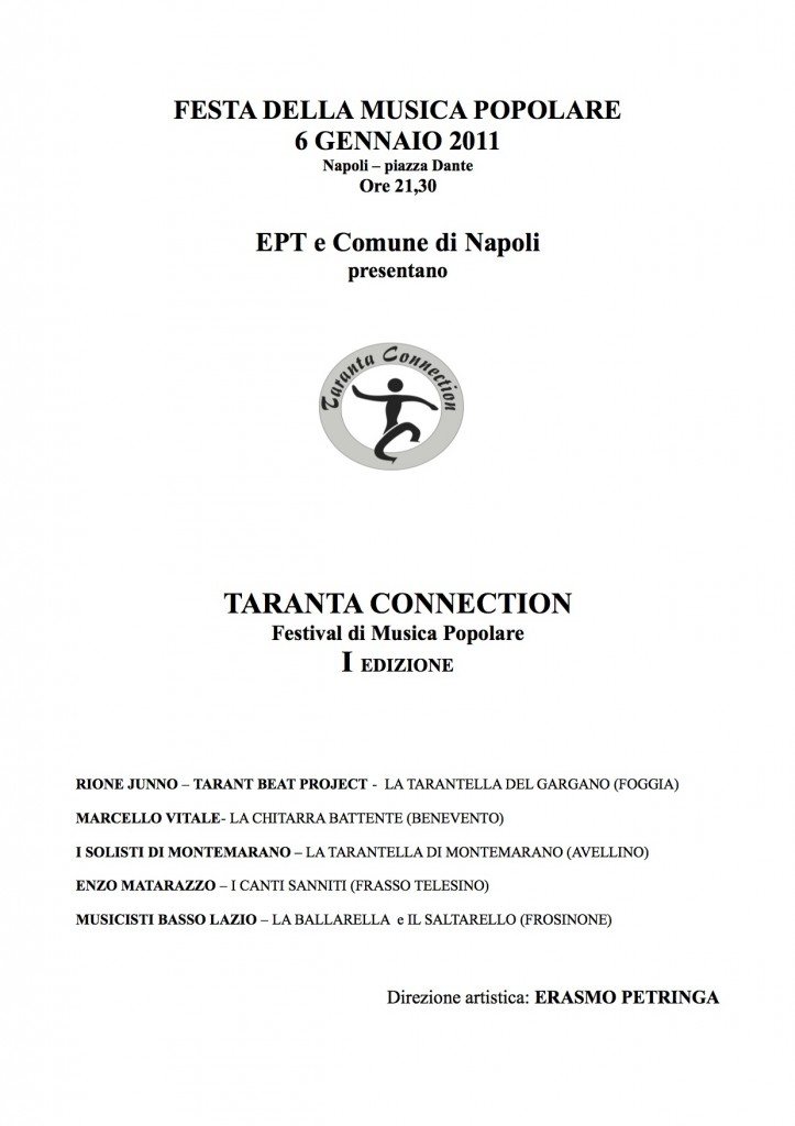TARANTA CONNECTION napoli3